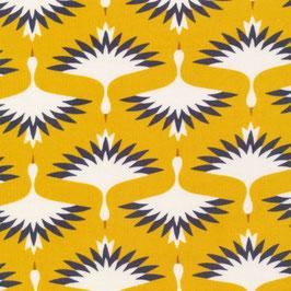 Cloud9 Fabrics / A Walk Remembered / Swooping Cranes / Bio-Cordstoff