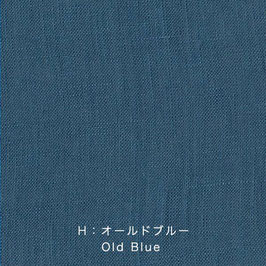Nani Iro / Linen Colors  / H Old Blue / Leinen
