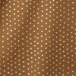 Nani Iro / Pocho Petit / C / Satinierter Baumwollstoff