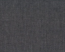 Leinen Jacquard / Black and Pebble