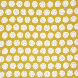 Echino / Den / Mustard / Double Gauze