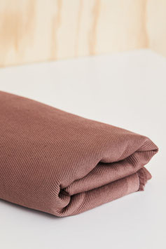 Mind the Maker / Linen Cotton Twill / Old Rose