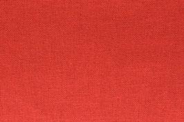 Tayutou  / Coral / Leinen-Baumwollstoff