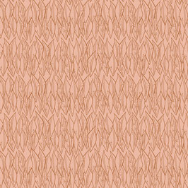Cotton+Steel / Along The Fields / Leaf / Powderpuff / Baumwolle