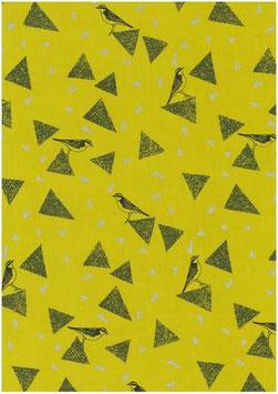 Echino / Huedrawer / Fragment / Lemon Yellow