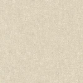 Robert Kaufman / Essex Yarn Dyed / Limestone / Baumwoll-Leinenstoff