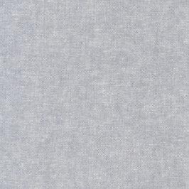 Robert Kaufman / Essex Yarn Dyed / Steel / Baumwoll-Leinenstoff