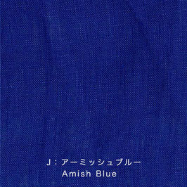 Nani Iro / Linen Colors  / J Amish Blue / Leinen