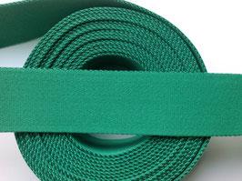 Gurtband / 4cm / Grün