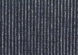 Dottet Stripes / Indigo Blue