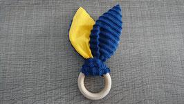 Quenotte bleu marine
