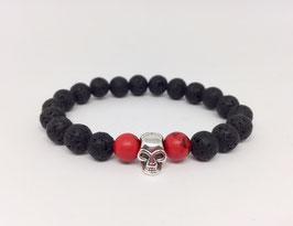 Black & Red Pearl