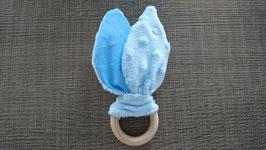 Quenotte bleu clair