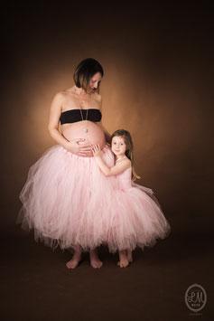 Jupe tutu de grossesse