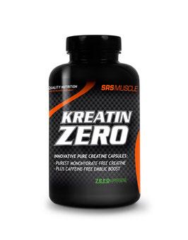 Kreatin Zero 120 Kapseln (147,2g)