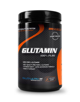GLUTAMIN (100% PURE) 500 g