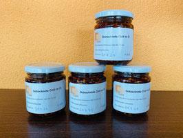 Getrocknete Chilis in Öl