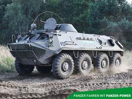 Erlebnisgutschein SPW-60 Panzer fahren