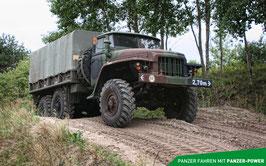 Erlebnisgutschein URAL-375D fahren