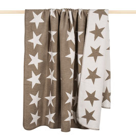Pad Stars Wohndecke (150x200) in versch. Farben