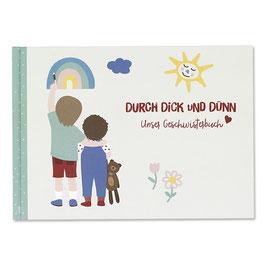 ava & yves - Geschwisterbuch