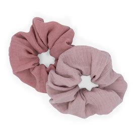 hutch & putch - 2-er Set Scrunchie