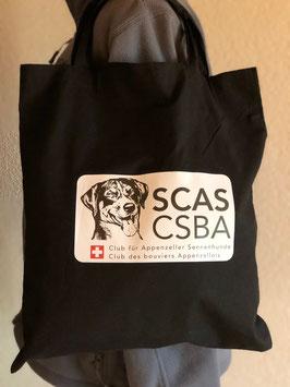 Baumwolltasche mit SCAS Logo