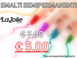 LA JOLIE - MIDI SEMIPERMANENTE 7ml