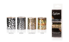 TRANSFER EFFECT ANIMALIER - SET 4 Estrosa