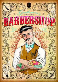 QUADRETTO BARBER SHOP 9