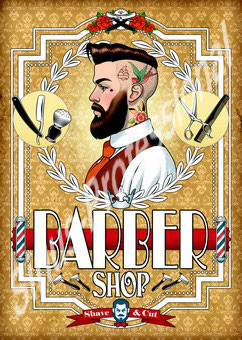 QUADRETTO BARBER SHOP 8