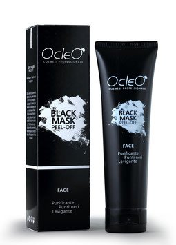 Ocleò BLACK MASK MASCHERA PEEL OFF