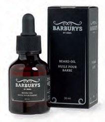 Olio per Barba BARBURYS