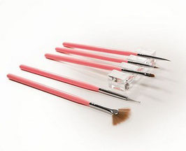 Nail Art - SET NAIL ART BRUSHES II