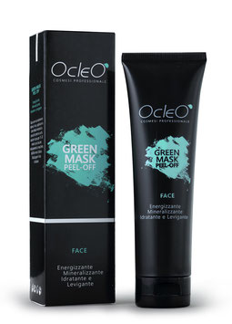 Ocleò GREEN MASK MASCHERA PEEL OFF