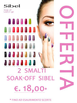 SIBEL - SOAK OFF LED/UV GEL '3 in 1'