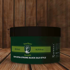 Gum Extra Strong Block Old Style BARBER MODE