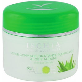 Ischia - Scrub gommage idratante purificante Aloe Bio