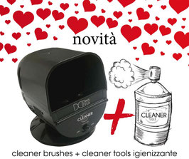 CLEANER BRUSHES NETTASPAZZOLE PROFESSIONALE
