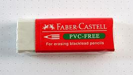 Radiergummi Faber Castell, PVC frei