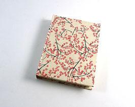 """Notizbuch A6  """"Kirschblüte"""""""