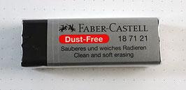 Radiergummi Faber Castell, DUST FREE