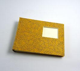 """Fotoalbum, klein  """"Mustard"""""""