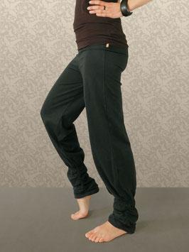 Yogahose schwarz