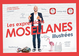 Livre Les Expressions Mosellanes
