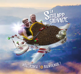 CD La Schlapp sauvage