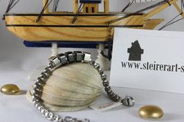 S.Oliver Herren Armband aus Edelstahl