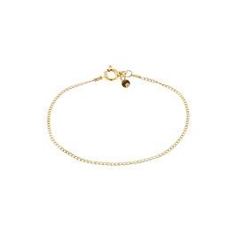 Goldfilled Bracelet Onyx