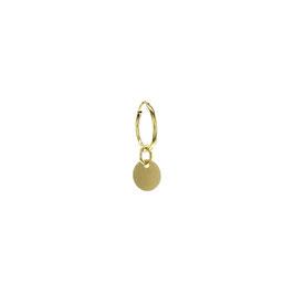 Goldfilled Hoop Sequin