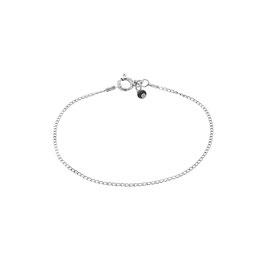Silver Bracelet Onyx